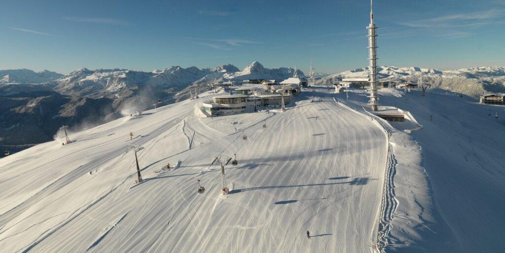 Free Ski we Włoszech