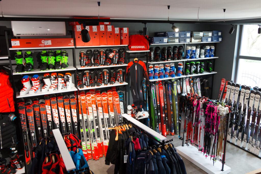 Rossignol sprzęt narciarski