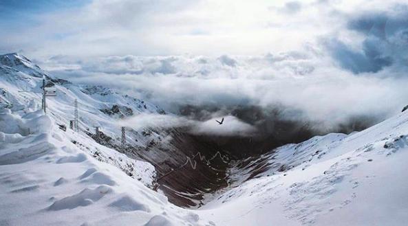 lodowce-we-włoszech-Winter-Event-Passo-Stelvio-zdj1