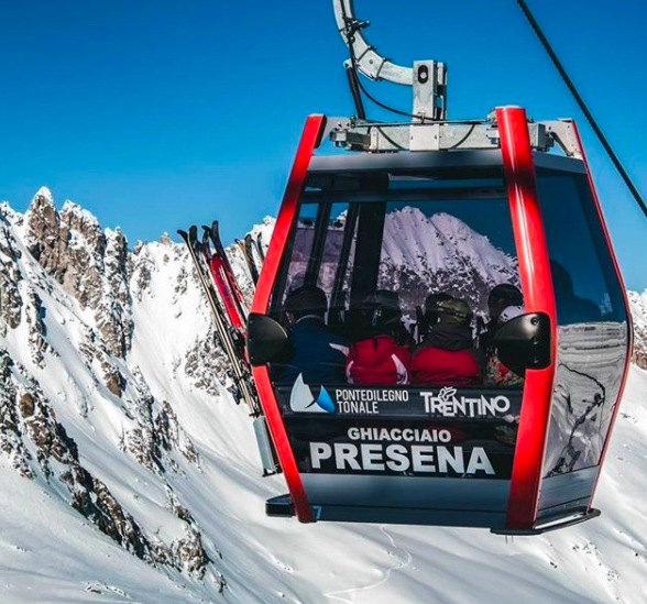 lodowce-we-włoszech-Winter-Event-Passo-del-tonale-zdj3
