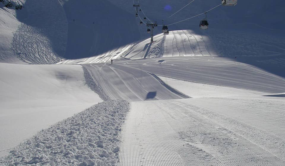 kierunki narciarskie w Austrii