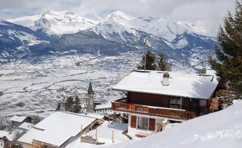 kierunki narciarskie w Szwajcarii