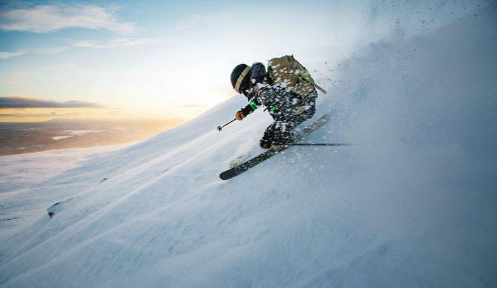 nauka jazdy na nartach ski turowych
