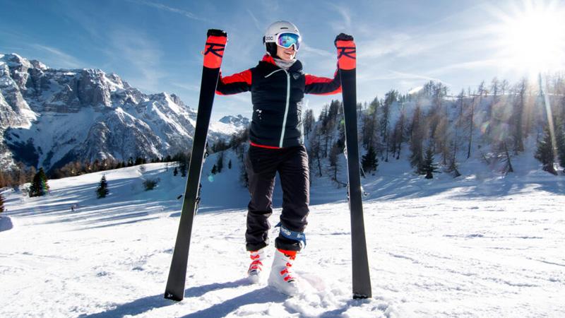 Odpowiednia długość nart